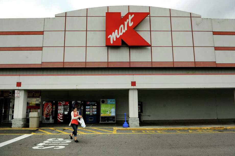 Kmart on Tuesday, Oct. 15, 2013, in Colonie, N.Y. This Kmart will close and make way for a CarMax. (Cindy Schultz / Times Union) Photo: Cindy Schultz / 00024277A