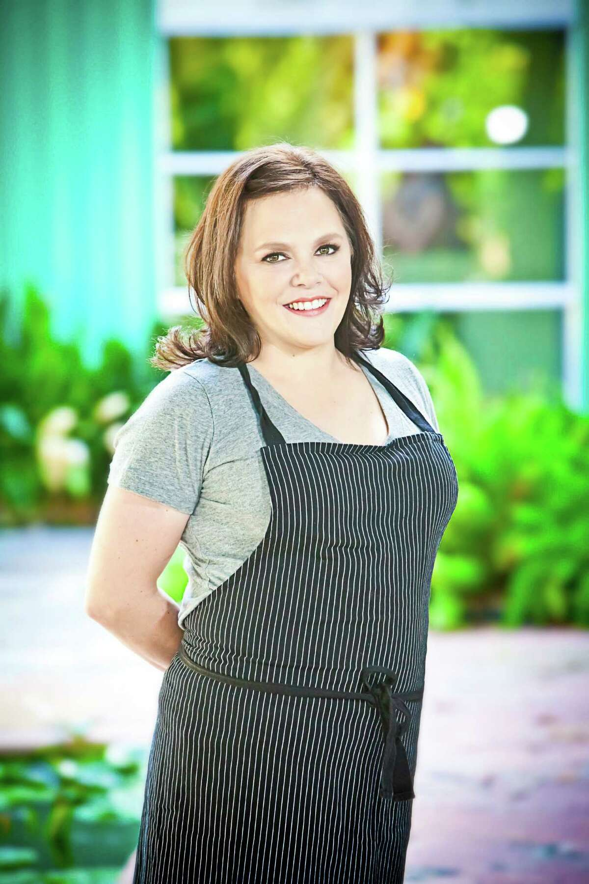 Pastry chef Rebecca Masson is the owner of Fluff Bake Bar.Pastry chef Rebecca Masson is the owner of Fluff Bake Bar.