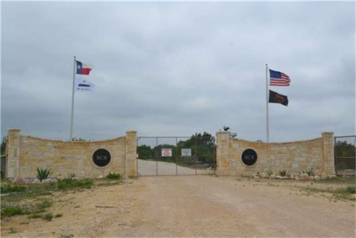 The Rock Canyon Ranch is located on 13,200 acres near Del Rio in southwest Texas.