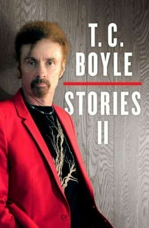 Stories II: The Collected Stories of T. Coraghessan Boyle, Vol. II, by T.C. Boyle Photo: Viking