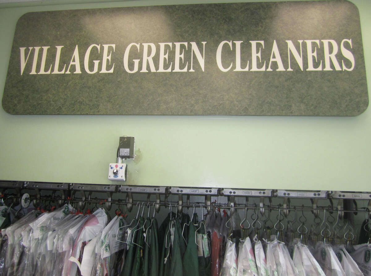 The Bagley family has operated the Village Green Cleaners at its present 47 Main Street home in New Milford since 1973.