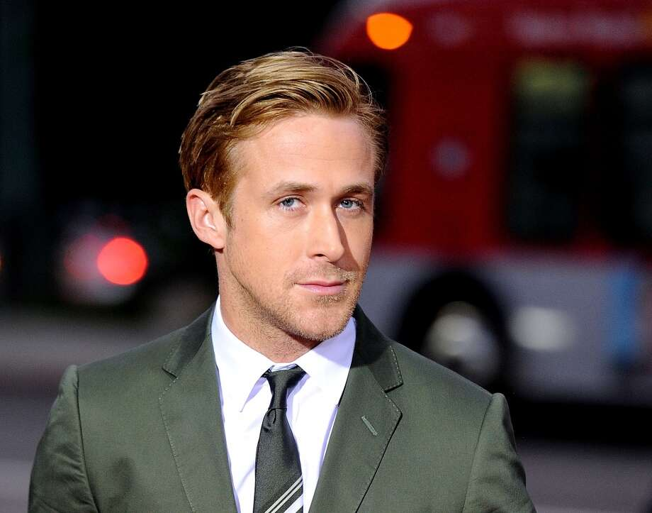 "Ryan Gosling is the biggest name that's been bandied about in connection with ""Fifty Shades."" Photo: Frazer Harrison, Getty Images"