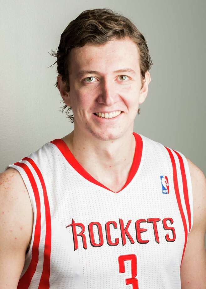 Houston Rockets center Omer Asik during media day at Toyota Center on Friday, Sept. 27, 2013, in Houston. ( Smiley N. Pool / Houston Chronicle ) Photo: Smiley N. Pool, Staff / © 2013  Houston Chronicle