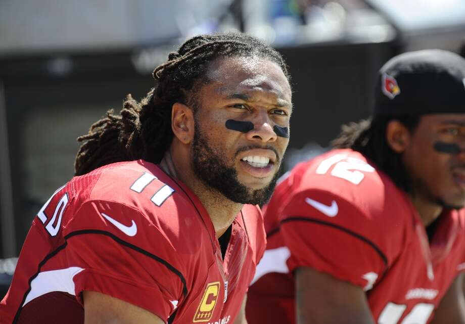 "Q: You spent time with Cardinals receiver Larry Fitzgerald at the Pro Bowl in January. What did you learn from him?   RW: ""Well, spending time with Larry Fitzgerald -- I mean, he is the ultimate pro. He really is. I've developed a really good relationship with him. He's just a guy that loves the game of football, loves life in general and just has a great demeanor about him. A very, very good business person, in terms of his approach to everything in life.    ""And so you have a lot respect for him. I have a lot of respect for Larry Fitzgerald. He's one of the best, for sure. He's done it for a long time and he's so consistent at it. I think the biggest thing about being a professional at anything that you do is the consistency -- your consistency in your approach, first of all, your consistency in how you go about your business and how you play the game, obviously, or whatever else you're doing. And he definitely does that, in the best way possible."" Photo: Brian Blanco, Associated Press"