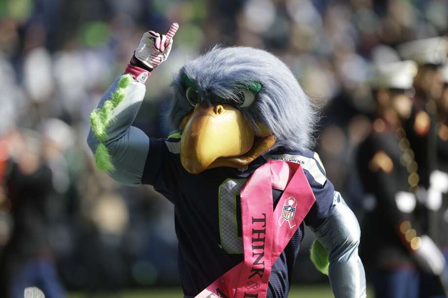 "Obligatory closing statement:  RW: ""Go Hawks."" Photo: Elaine Thompson, Associated Press"
