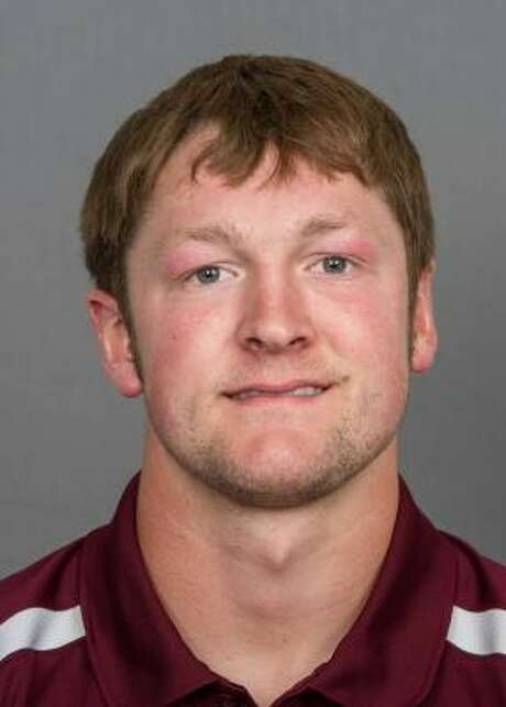 Travis Labhart, Texas A&M football