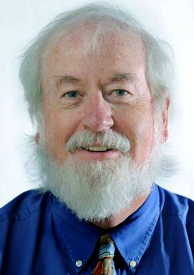 Art Cummings, for Gut Feeling column, 2013 Photo: Carol Kaliff / The News-Times