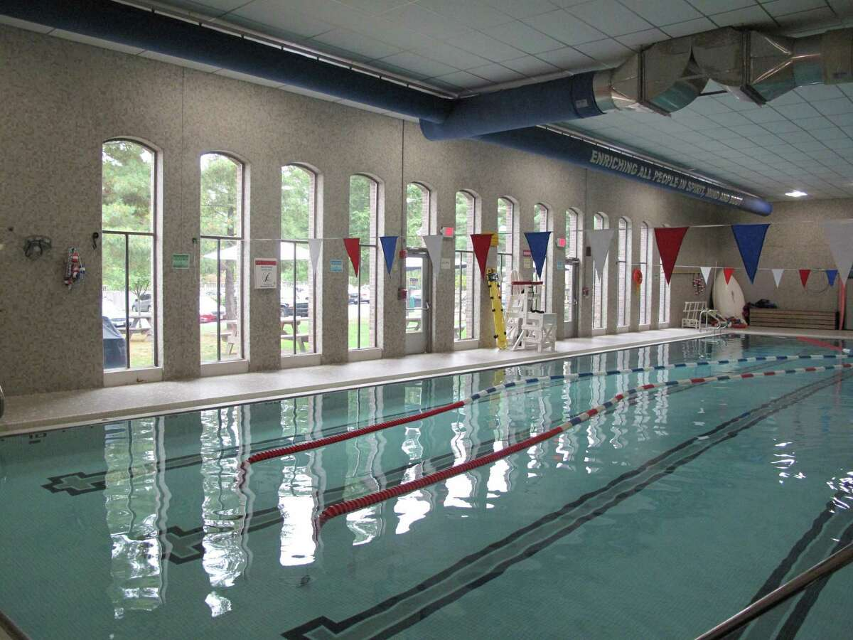Plans are underway for a major renovation of the New Canaan YMCA. Its two pools, which were built in the 1960s and 70s, will be replaced by updated facilities. Oct. 10, 2013. New Canaan, Conn.