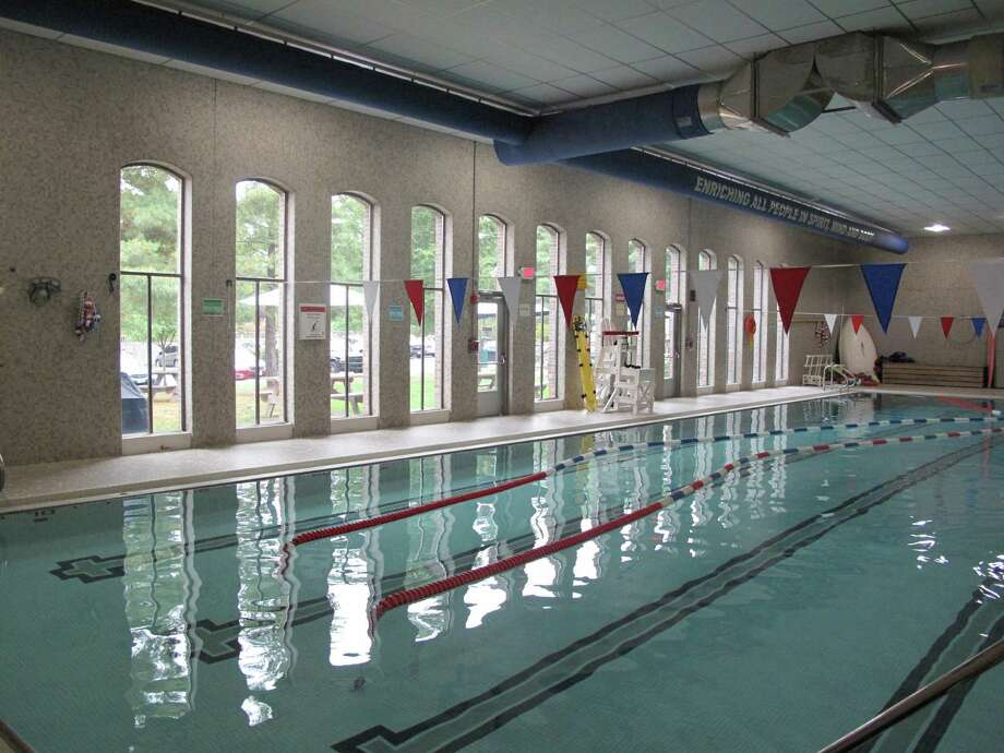 Plans are underway for a major renovation of the New Canaan YMCA. Its two pools, which were built in the 1960s and 70s, will be replaced by updated facilities. Oct. 10, 2013. New Canaan, Conn. Photo: Tyler Woods / New Canaan News