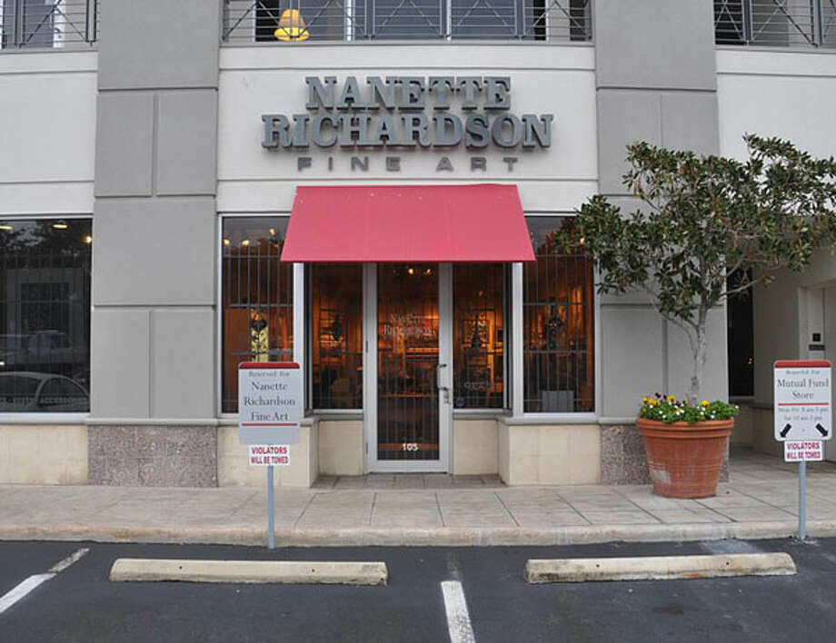 NanEtte Richardson Fine Art features regional and national painters and sculptors. 555 East Basse, Ste. 105, go to www.nanetterichardsonfineart.com