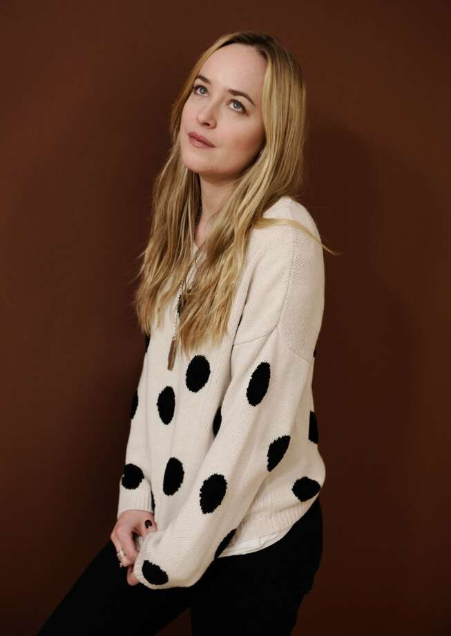 Actress Dakota Johnson poses for a portrait during the 2012 Sundance Film Festival at the Getty Images Portrait Studio at T-Mobile Village at the Lift on January 25, 2012 in Park City, Utah.  (Photo by Larry Busacca/Getty Images) Photo: Larry Busacca, Getty Images