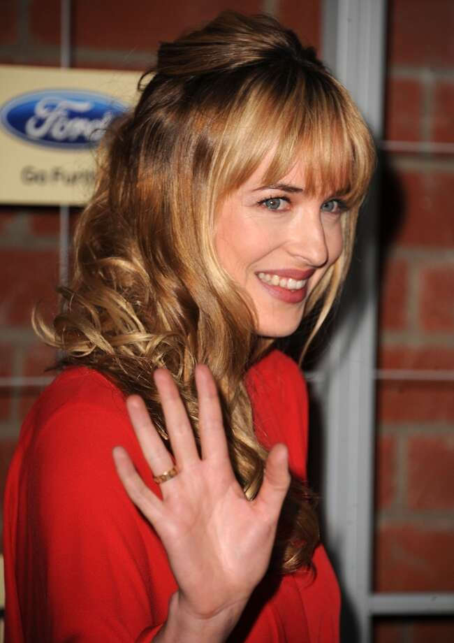 Dakota Johnson arrives at the FOX Fall Eco-Casino Party at The Bookbindery on September 10, 2012 in Culver City, California.  (Photo by Steve Granitz/WireImage) Photo: Steve Granitz, WireImage