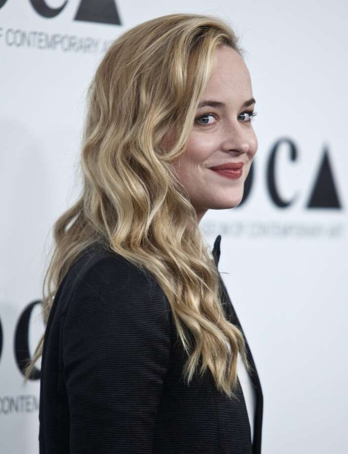 Dakota Johnson arrives at the MOCA Gala 2011 - An Artist's Life Manifesto Directed By Marina Abramovic at MOCA Grand Avenue on November 12, 2011 in Los Angeles, California.  (Photo by Paul A. Hebert/Getty Images) Photo: Paul A. Hebert, Getty Images
