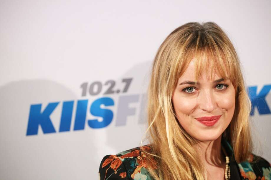 Dakota Johnson attends the KIIS FM's Jingle Ball 2012 held at the Nokia Theatre LA Live on December 1, 2012 in Los Angeles, California.  (Photo by Tommaso Boddi/WireImage) Photo: Tommaso Boddi, WireImage