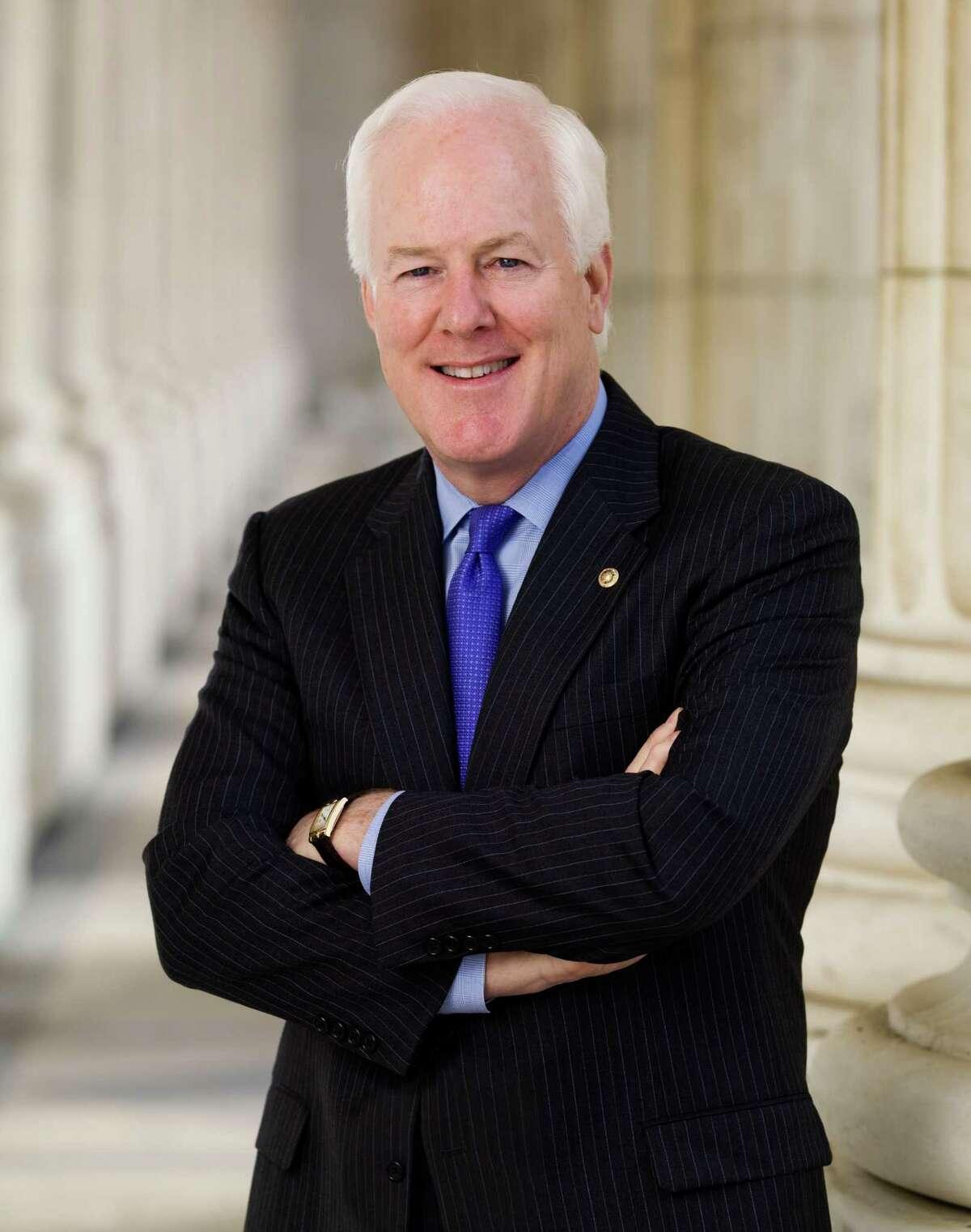 U.S. Sen. John Cornyn will speak at the Fort Bend Strong event.
