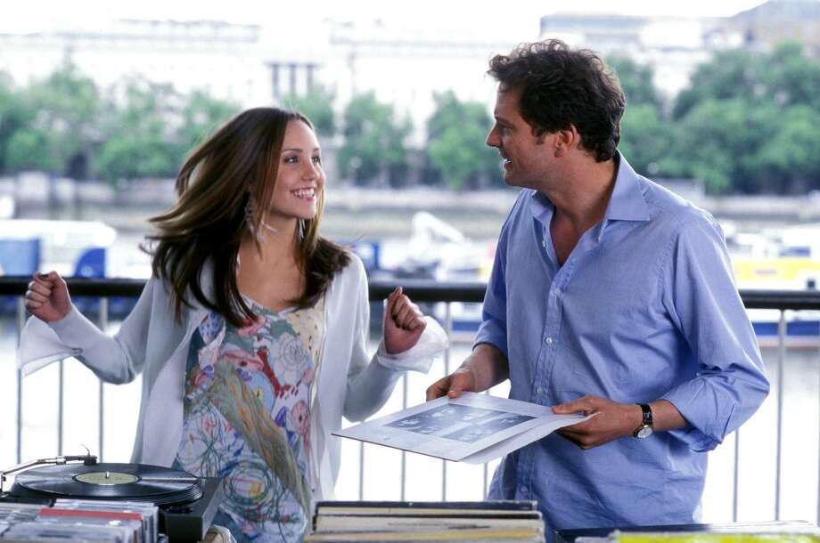 "Amanda Bynes and Colin Firth in Warner Bros. Pictures coming-of-age comedy, ""What A Girl Wants"" in 2003. Photo: FRANK CONNOR, AP / WARNER BROS. PICTURES"