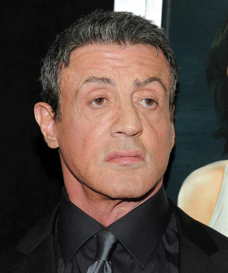 """Actor Sylvester Stallone attends the """"Bullet To The Head"""" premiere at AMC Lincoln Square on Tuesday, Jan. 29, 2013 in New York. (Photo by Evan Agostini/Invision/AP) Photo: Evan Agostini / Invision"""