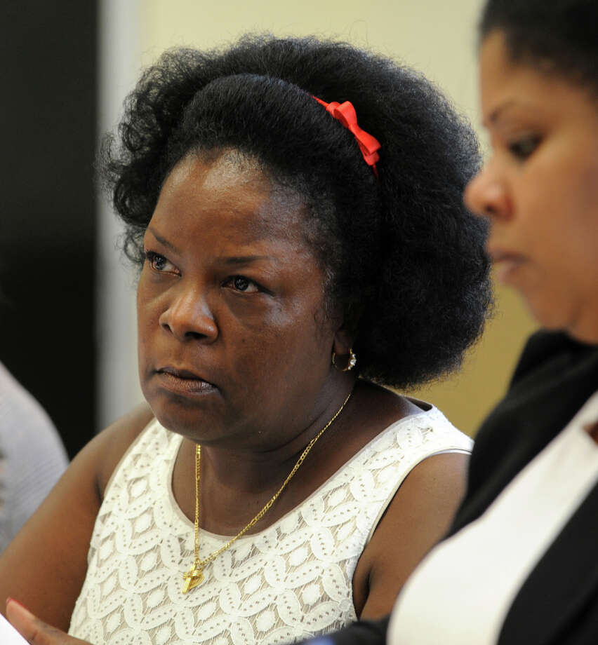 The Bridgeport school board will decide whether to fire embattled Tisdale Principal Carmen Perez Dickson by Oct. 30, 2013. Photo: Ned Gerard, File Photo / Connecticut Post