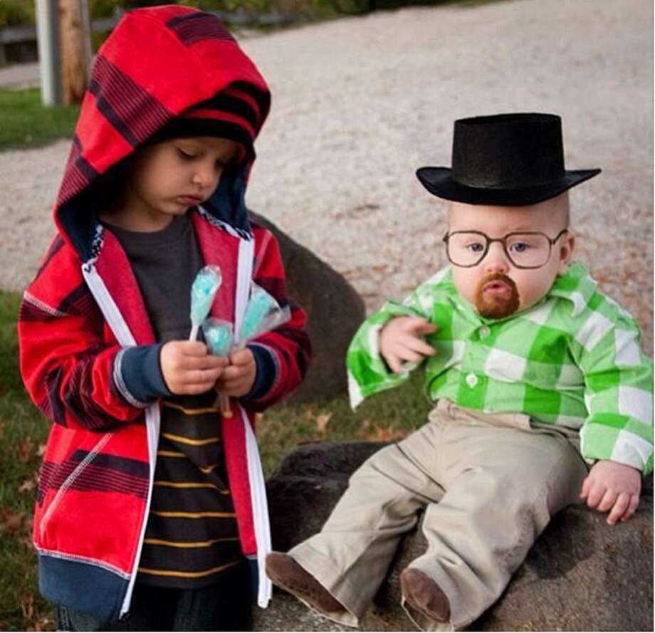 10. Breaking Bad costumes