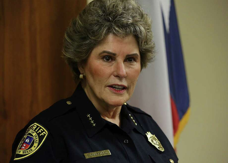 Susan Pamerleau is Bexar County sheriff. She is a survivor of family 