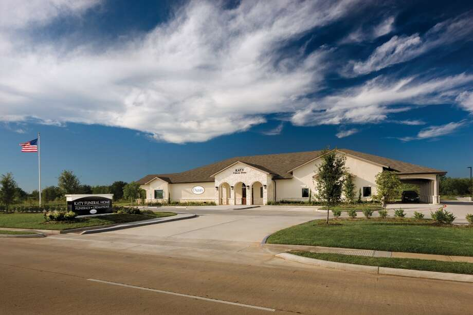Dignity Memorial's 9,000-square-foot Katy funeral home Photo: Courtesy Of Dignity Memorial