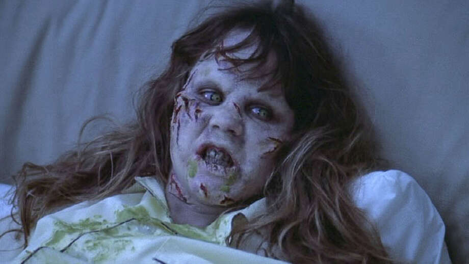 "Linda Blair in ""The Exorcist"" Photo: Warner Bros. 1973, ONLINE_YES"