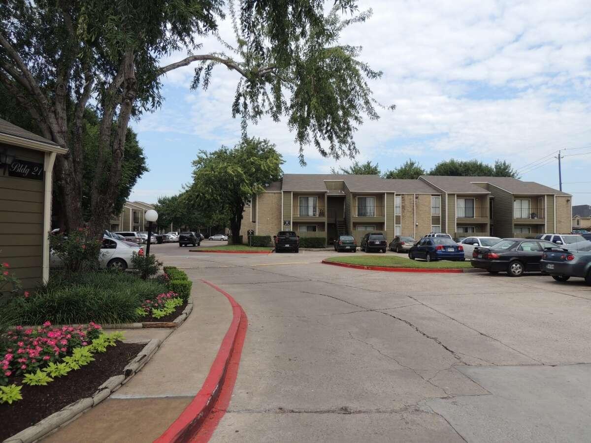 Kirkwood Landing, 9850 S. Kirkwood Road, has 264 units.