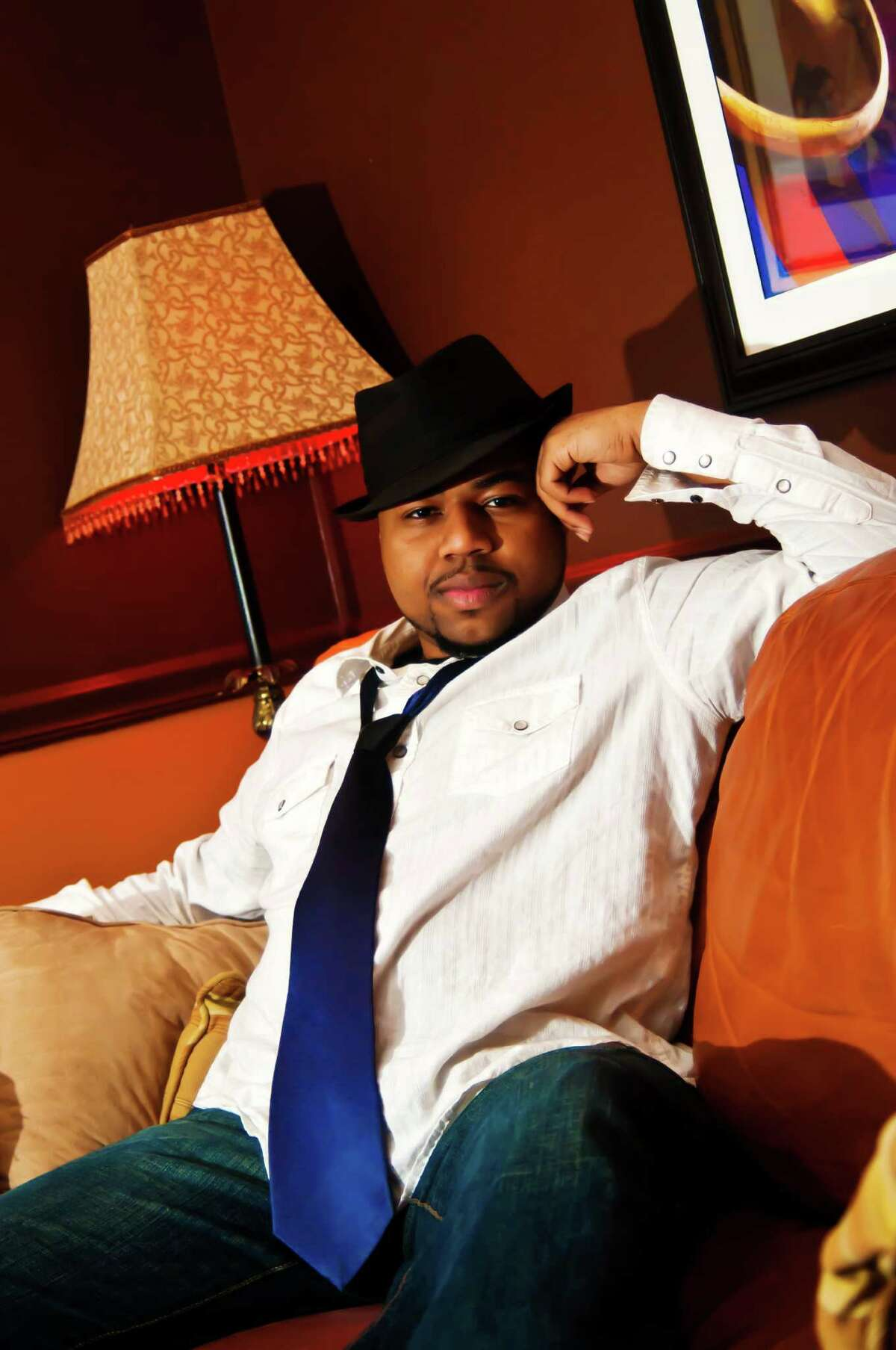 Marquis Johnson, known as Mr. Qwes, will perform at Pizzeria Lauretano in Bethel on Thursday, Oct. 24.