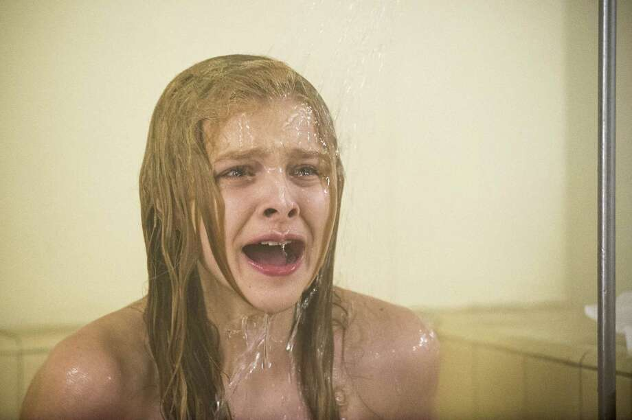 """Chloë Grace Moretz stars in the remake of Stephen King's horror classic """"Carrie."""" Photo: HANDOUT, HO / MCT"""