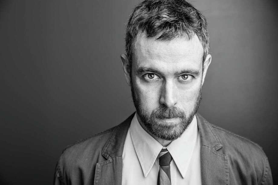singer songwriter Scott Miller Photo: John Black Photography