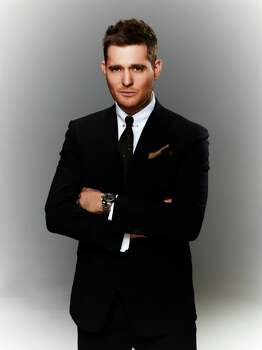"Michael Buble has managed to put his own stamp on pop staple ""Feeling Good."" Photo: Courtesy Of Liz Rosenberg Media"