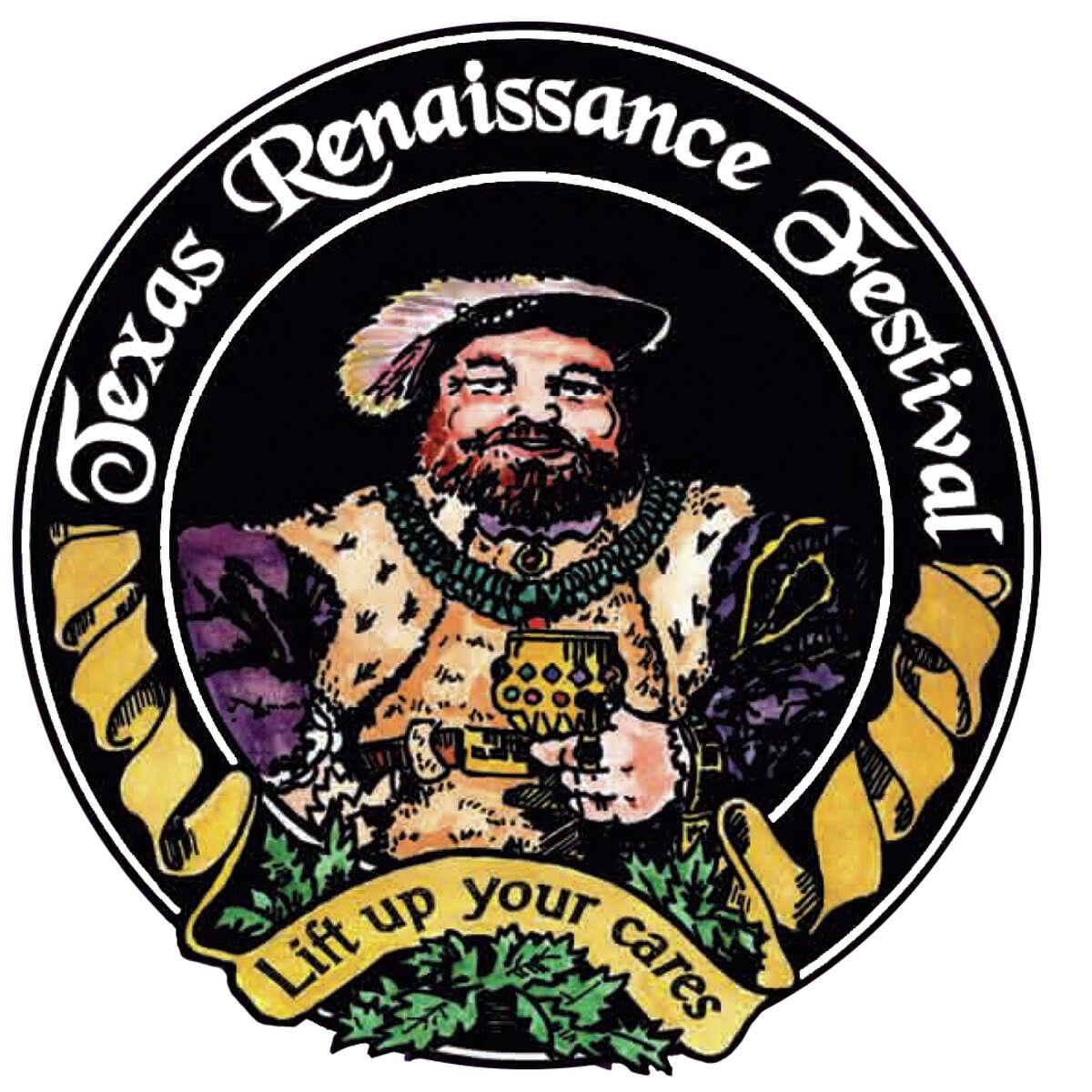 logo for the Texas Renaissance Festival