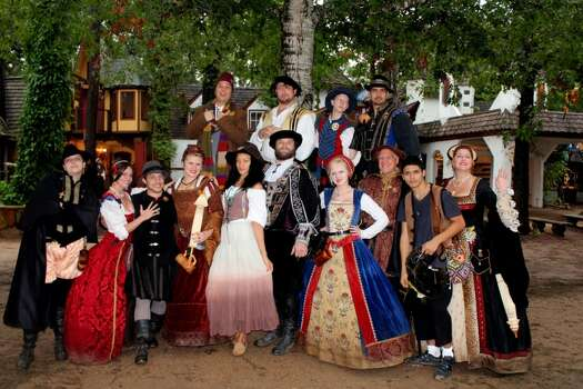 Scenes from the 2013 Texas Renaissance Festival's opening weekend. Photo: Jorge Valdez / ONLINE_YES