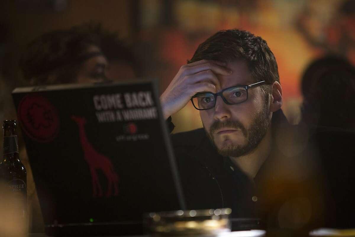 Daniel BrŸhl stars as WikiLeaks associate Daniel Domscheit-Berg in DreamWorks Pictures?• ?'The Fifth Estate,?
