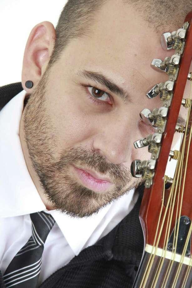 Gabriel Zavala is a TMA best new male artist hopeful. Photo: Courtesy Photo