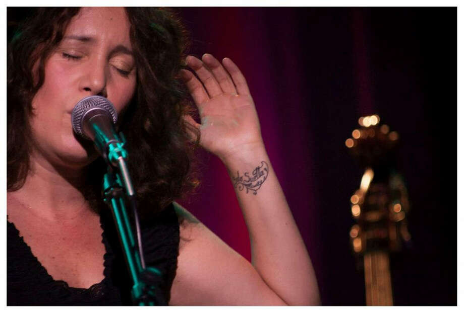 Mexico City-based Iraida Noriega will front the Primetime Jazz Orchestra at Blue Star Brewing Co. Photo: Courtesy Photo