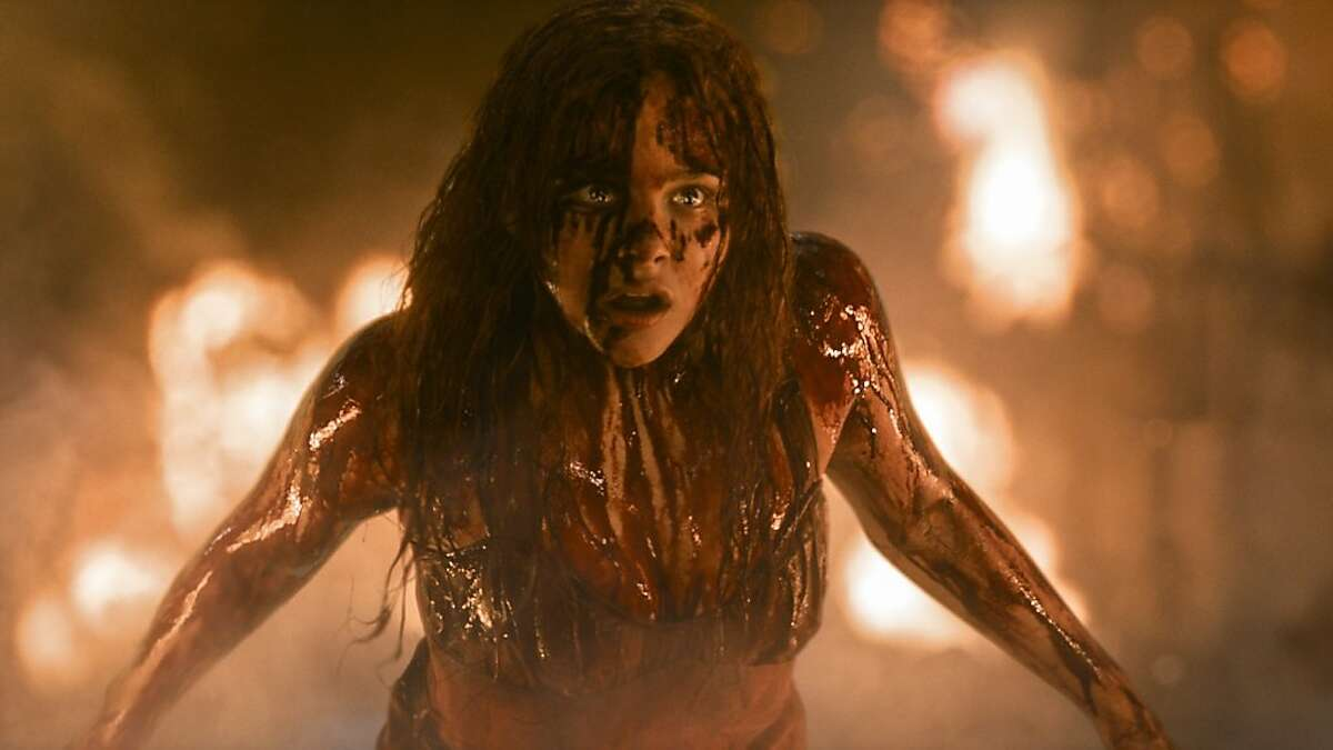 Chloe Moretz stars in Metro-Goldwyn-Mayer Pictures and Screen Gems' CARRIE.