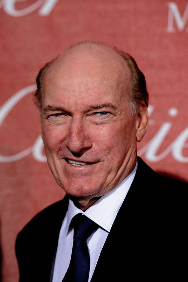 "Ed Lauter, 1938-2013: The veteran character actor who played a brutal prison guard in 1974's ""The Longest Yard,"" died on October 30. He was 74. Photo: Frazer Harrison, Getty Images"
