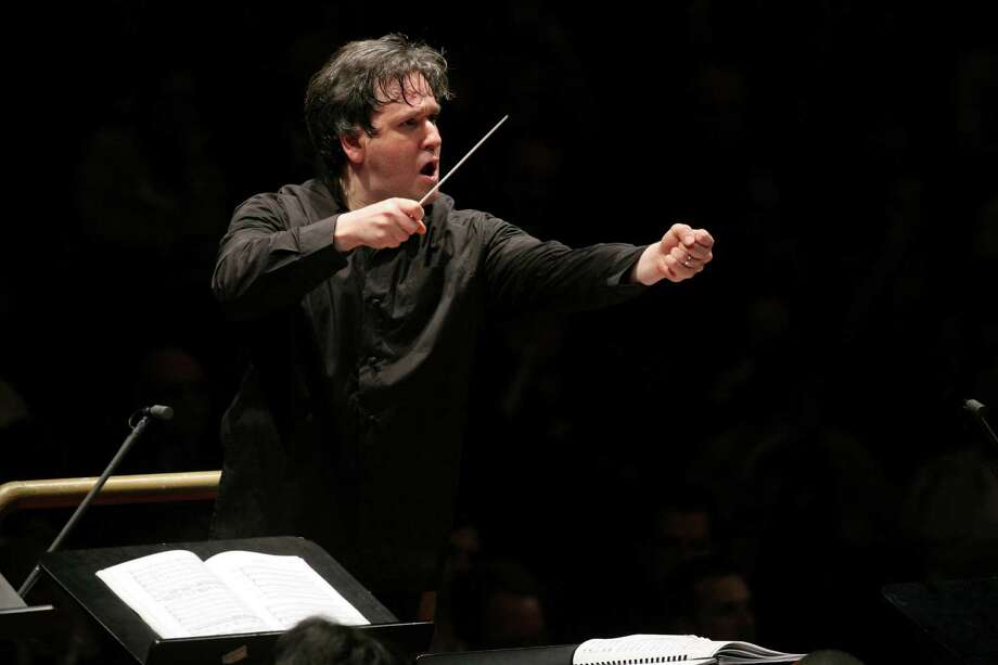 Former Bridgeporter Sir Antonio Pappano, music director of The Royal Opera at Covent Garden, London, will be featured in a series shown at a Fairfield movie theater. Photo: Contributed Photo / Connecticut Post Contributed
