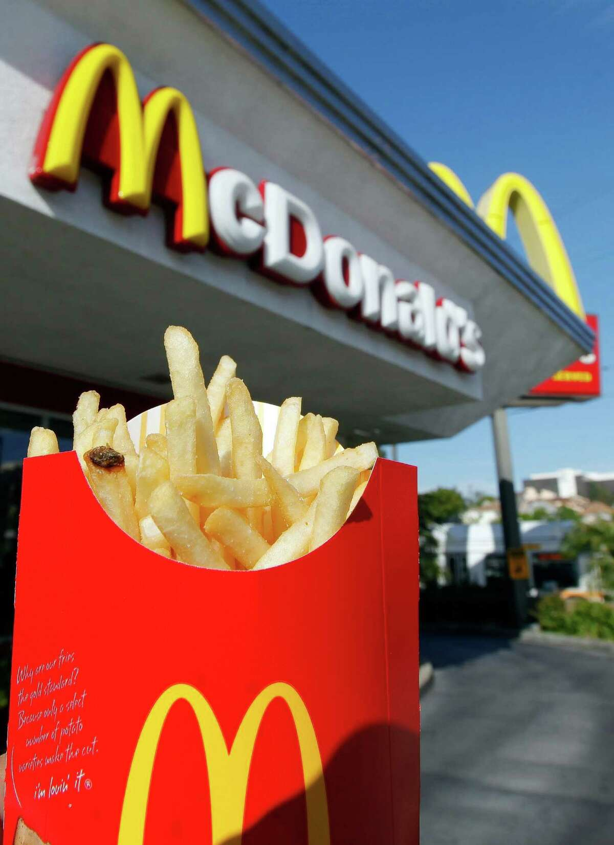 McDonald's: Grab a free medium fry, no purchase necessary. To get the deals, you'll need to download the McDonald's app (if you don't already have it) and access the offer using the app's