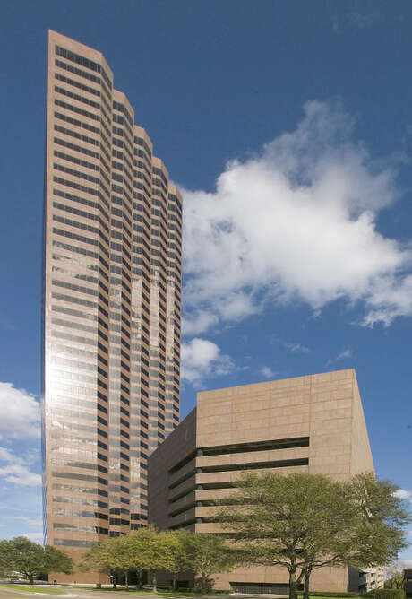 Marathon Oil Tower is valued at more than $200 million, according to Harris County tax records. The buyer did not disclose the purchase price for the property. Photo: Marathon Oil Tower,  5555 San Fel / Frances.Thiel@chron.com
