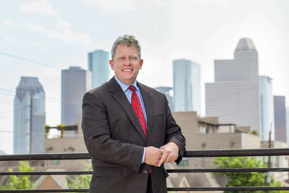 David Robinson, candidate for District 2 at-large seat on the Houston City Council.