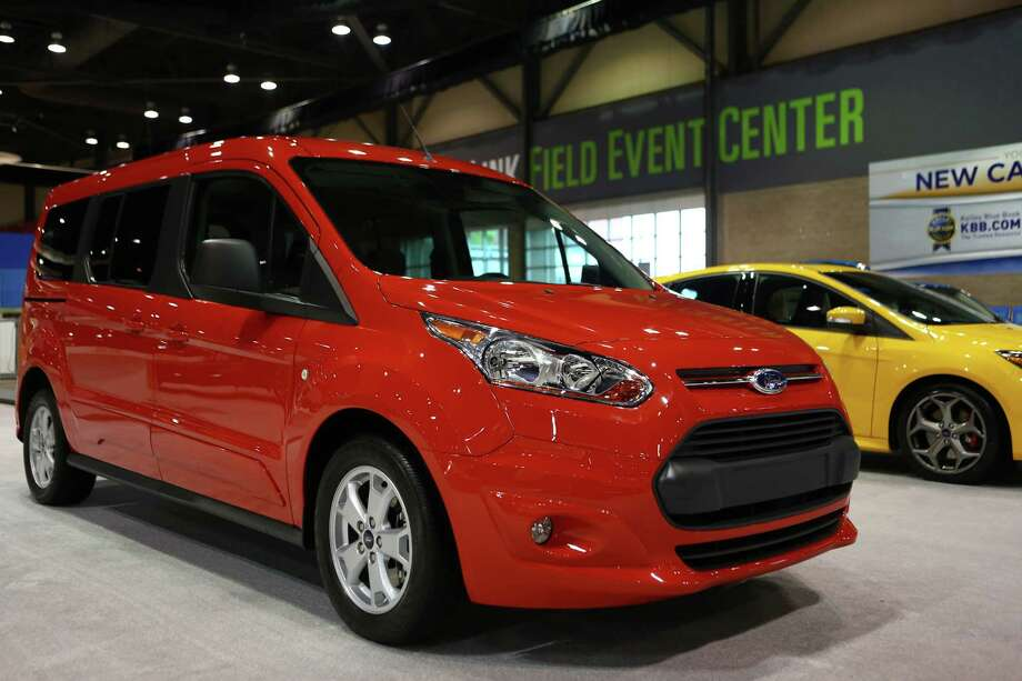 A Ford Transit Connect passenger car. Photo: JOSHUA TRUJILLO, SEATTLEPI.COM / SEATTLEPI.COM