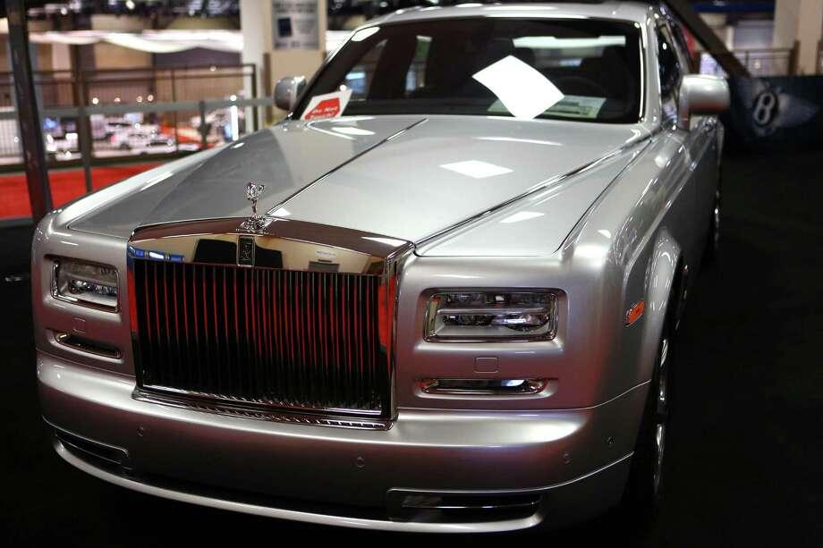 A Rolls Royce. Photo: JOSHUA TRUJILLO, SEATTLEPI.COM / SEATTLEPI.COM