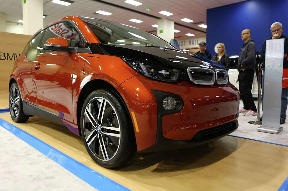 A BMW i3 electric. Photo: JOSHUA TRUJILLO, SEATTLEPI.COM / SEATTLEPI.COM