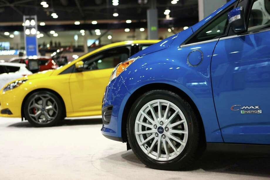 A Ford C-Max Energi. Photo: JOSHUA TRUJILLO, SEATTLEPI.COM / SEATTLEPI.COM