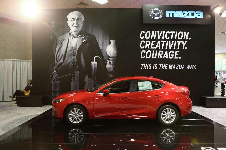A Mazda 3. Photo: JOSHUA TRUJILLO, SEATTLEPI.COM / SEATTLEPI.COM