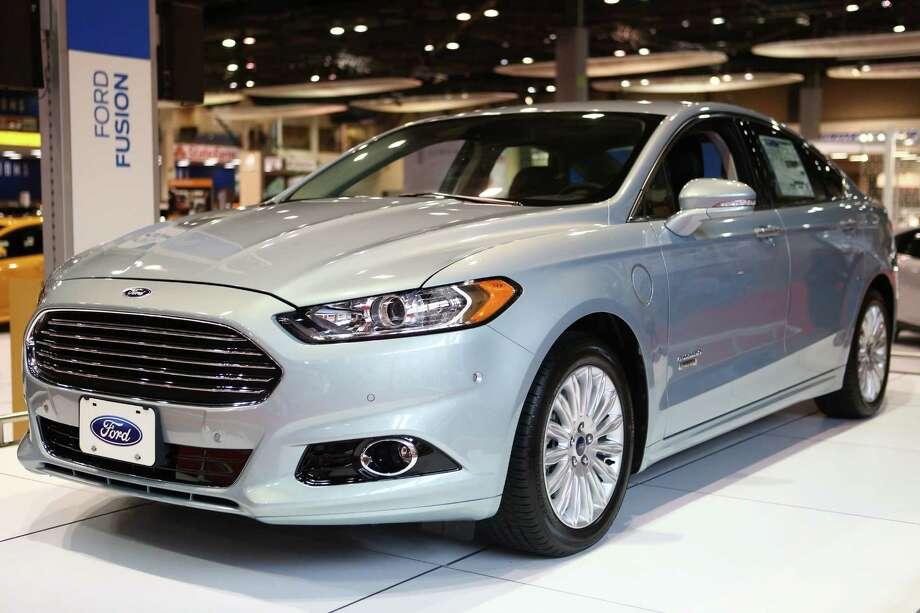 A Ford Fusion Energi. Photo: JOSHUA TRUJILLO, SEATTLEPI.COM / SEATTLEPI.COM