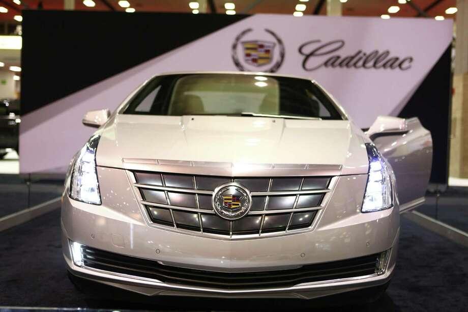 A Cadillac ELR. Photo: JOSHUA TRUJILLO, SEATTLEPI.COM / SEATTLEPI.COM