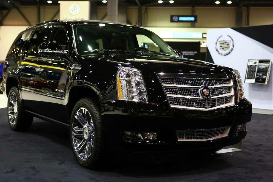 A Cadillac Escalade Platinum. Photo: JOSHUA TRUJILLO, SEATTLEPI.COM / SEATTLEPI.COM